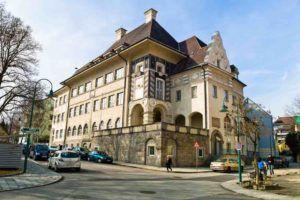 Linzer Rechtsgebäude