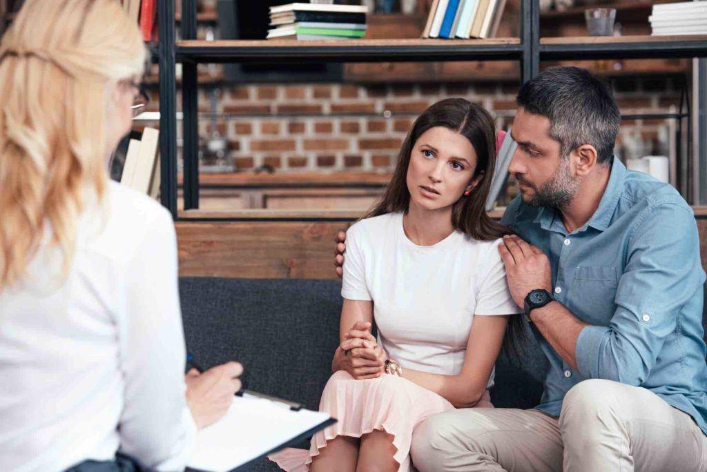 Anwaltssitzung beim Experten
