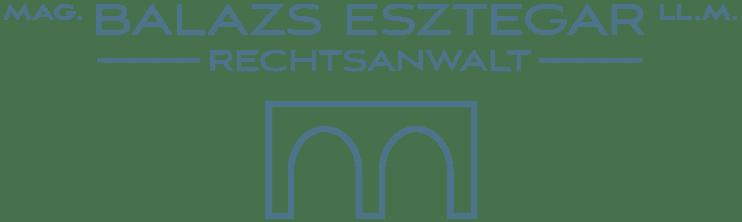 Mag.Balazs Esztegar Logo 1080 Wien