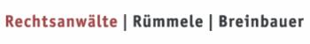 Anwaltskanzlei Rümmele Breinbauer Dornbirn Logo