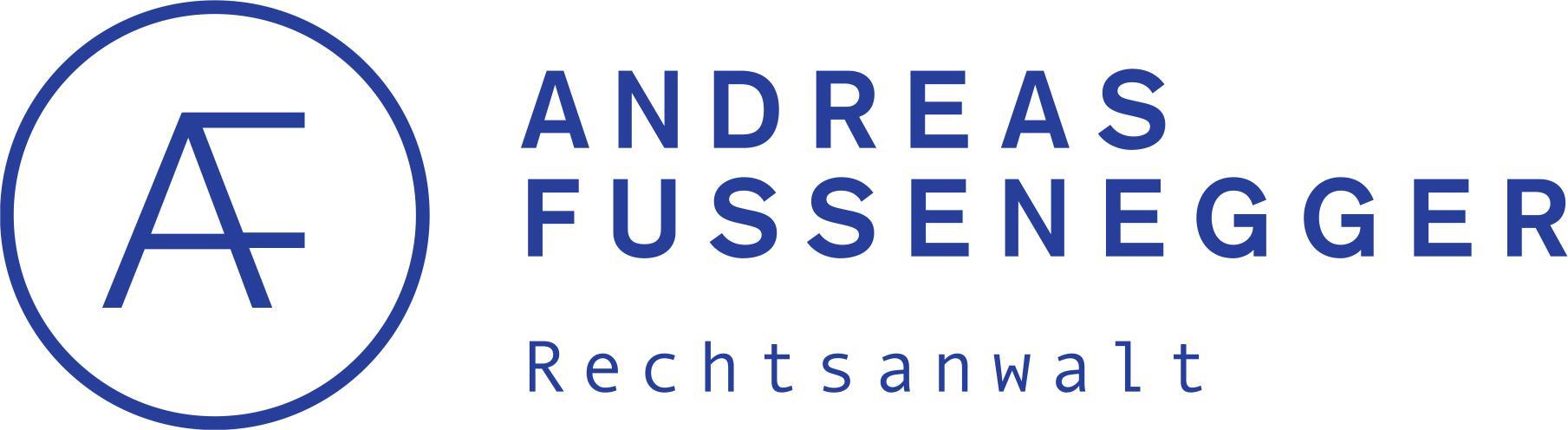 Dr. Andreas Fussenegger Logo Dornbirn