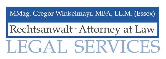 MMag. Gregor Winkelmayr Logo