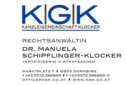 Dr. Manuela Schipflinger-Klocker Logo Dornbirn (1)