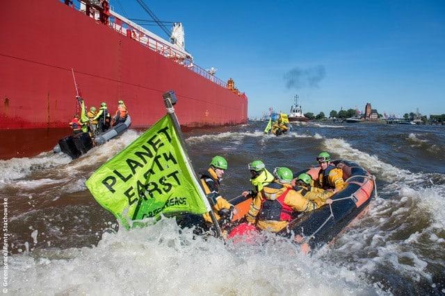 Greenpeace Projekt
