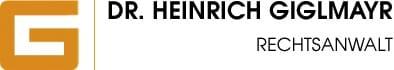 Kanzlei Dr. Heinrich Giglmayr Logo