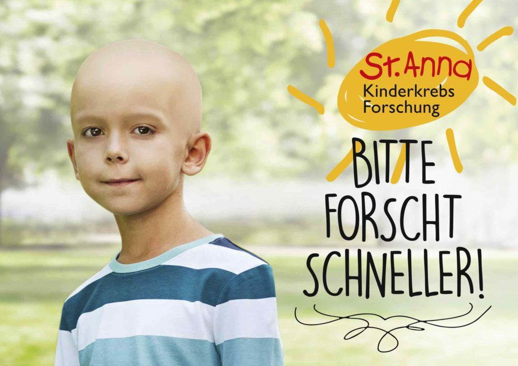 St. Anna Kinderkrebsforschung