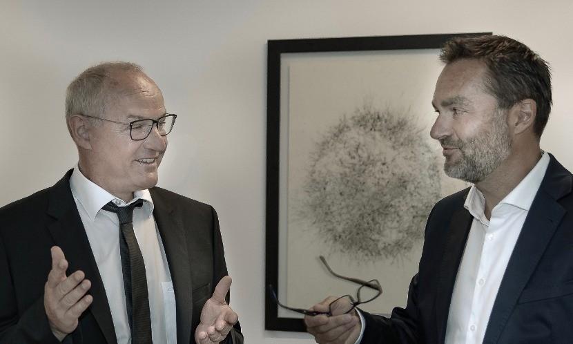 Dr.Klaus Fischer Kanzleigespräch Dornbirn
