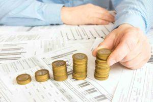 Geldstappel immer höher bei Mieterhöhung