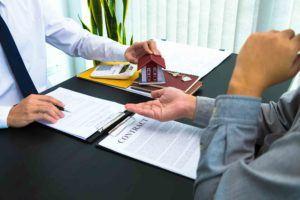 Maklervertrag Kosten wird ausgerechnet