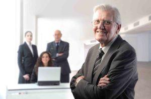 Älterer Geshäftsführer nennt seine Betriebsnachfolge