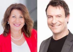 Gemeinsames Interview Dr. Ingrid Blaeumauer und Dr. Friedrich Schwarzinger