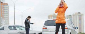Unverschuldet an einem Autounfall verletzt