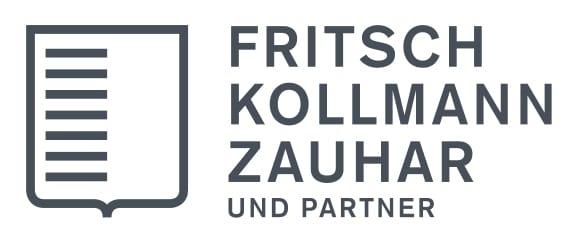Logo Kanzlei Fritsch Kollmann Zauhar und Partner