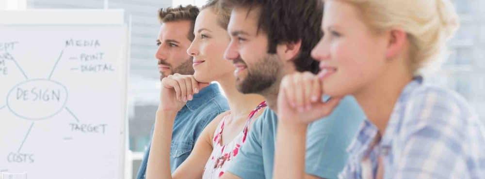 Design Team berate wegen Geschmacksmusterschutz