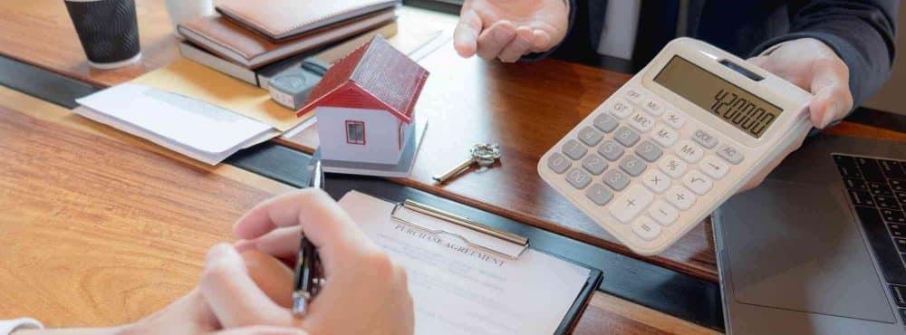 Präsentation von dem Übergabevertrag Kosten
